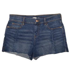 Old Navy Boyfriend Raw Hem Shorts